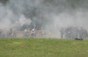 Confederate Attack