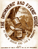 Bruce & Emmett's Drummers and Fifers Guide (1862)
